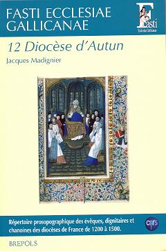 couverture du volume d'Autun