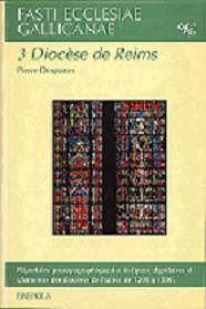 couverture du volume de Reims